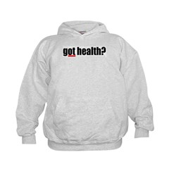 Got Health? Gamer Hoodie