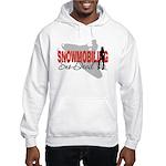 Snowmobiling Sno-Devil Hooded Sweatshirt