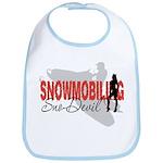 Snowmobiling Sno-Devil Bib