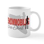 Snowmobiling Sno-Devil Mug