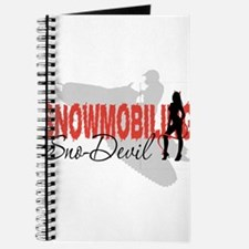 Snowmobiling Sno-Devil Journal
