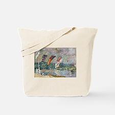 Cute Alfred great Tote Bag