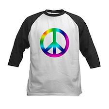 Rainbow Peace Sign Tee