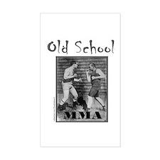 MMA MIXED MARTIAL ARTS Decal