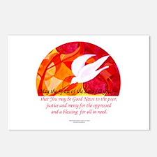 Spirit of God Postcards (Package of 8)
