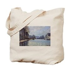 Cute Alfred Tote Bag