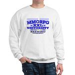 MMORPG U (Brewing Department) Sweatshirt