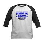 MMORPG U (Brewing Department) Kids Baseball Jersey