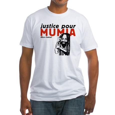 Justice Pour Mumia Shirt