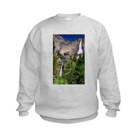Yosemite Falls Kids Sweatshirt