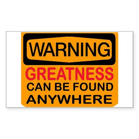 SEARCH FOR IT Sticker (Rectangle 10 pk)