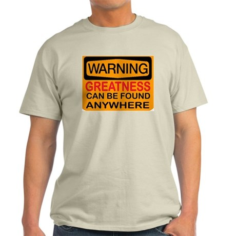 SEARCH FOR IT Light T-Shirt