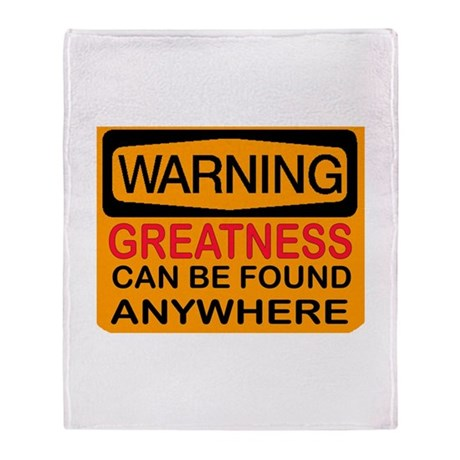 SEARCH FOR IT Throw Blanket