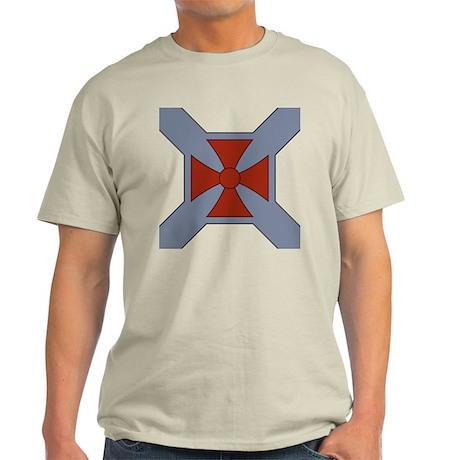 He-Man Chest Plate Light T-Shirt