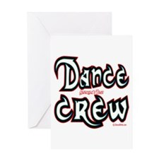 America's Best Dance Crew Greeting Card