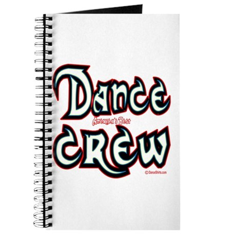 America's Best Dance Crew Journal