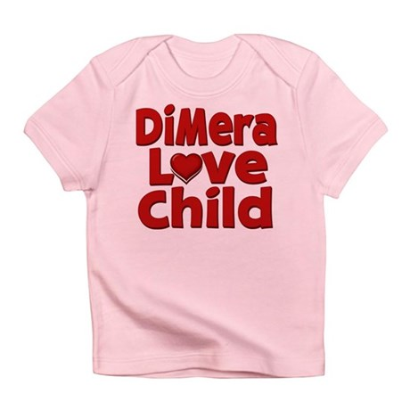 DiMera Love Child Infant T-Shirt
