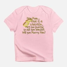 Will you marry Daddy? Infant T-Shirt