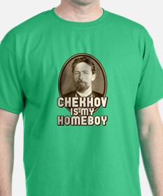 Chekhov is my Homeboy T-Shirt