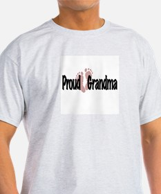 Proud Grandma (Girl) T-Shirt