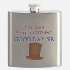 Good Day, Sir! Flask