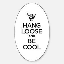 Hang Loose Decal