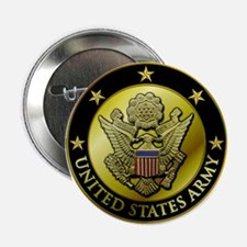 Army Black Logo Button