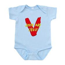 V Visitors Aliens TV Series John May Lives Infant