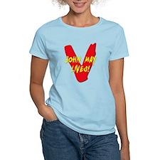 V Visitors Aliens TV Series John May Lives T-Shirt