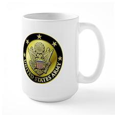 Army Black Logo Mug