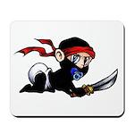 Ninja Baby Mousepad