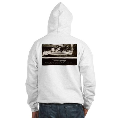 Moore 24 Anything Less Hooded Sweatshirt