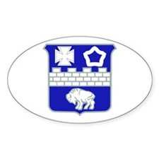 DUI - 1st Bn - 17th Infantry Regt Decal