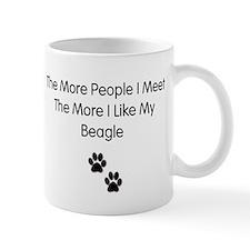 beagle luv Mug