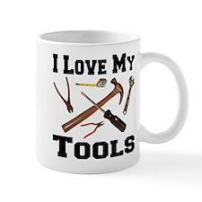 I Love My Tools Mug