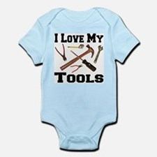 I Love My Tools Infant Bodysuit
