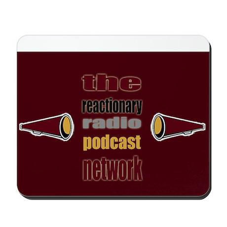 Reactionary Radio Mousepad