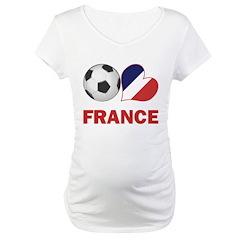 French Soccer Fan Shirt