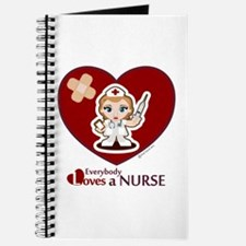Cute Charge nurse Journal