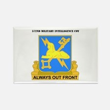 DUI - 572nd Military Intelligence Coy with text Re