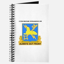 DUI - 572nd Military Intelligence Coy with text Jo