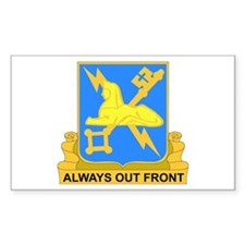 DUI - 572nd Military Intelligence Coy Decal
