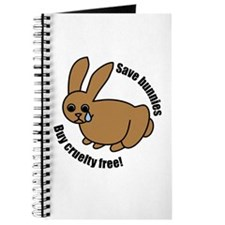 Save Bunnies Cruelty-Free Journal