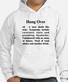 The Definition of Hungover Jumper Hoody