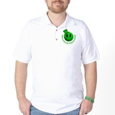 St. Pats Smiley T-Shirt