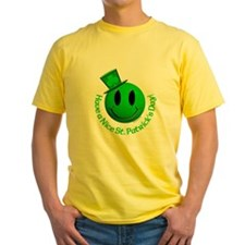 St. Pats Smiley T