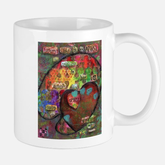Every Child is An Artist Mug