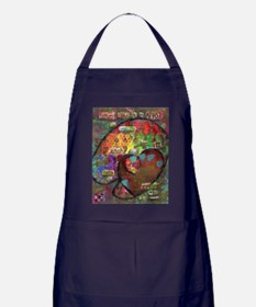 Every Child is An Artist Apron (dark)