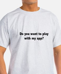 Funny 5 touch T-Shirt