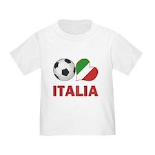 Italian Soccer Fan T